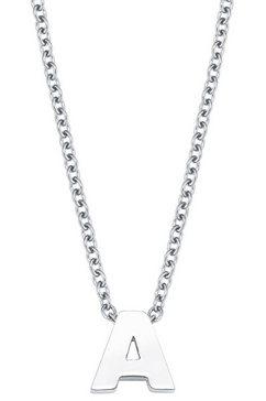 amor ketting met hanger »persoenlicher buchstabe a-z, 2026707-2026730« zilver