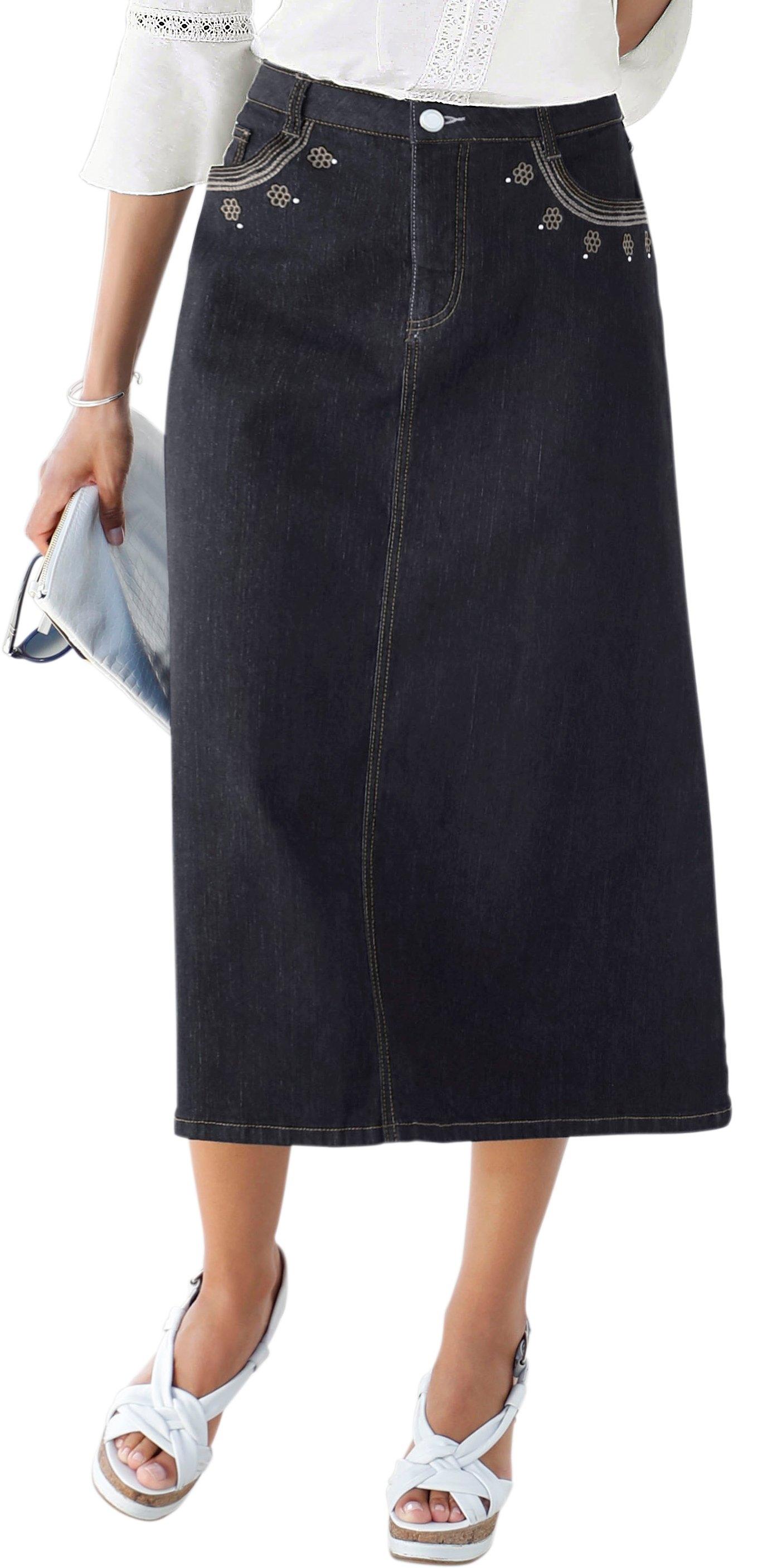 Classic Inspirationen jeansrok voordelig en veilig online kopen