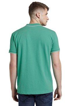 tom tailor denim poloshirt groen