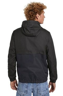 tom tailor denim outdoorjack zwart