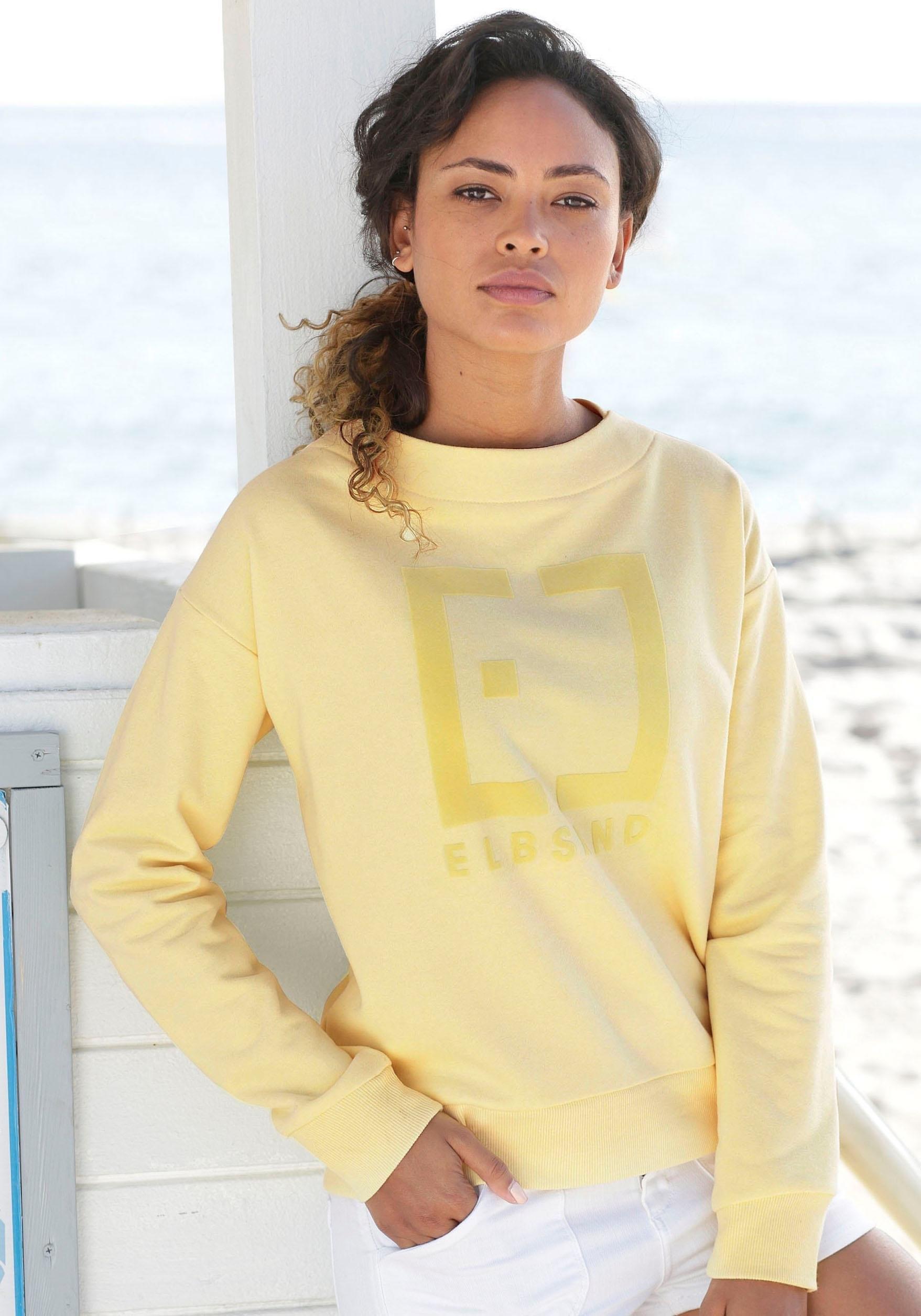Elbsand sweatshirt »Finnia« veilig op otto.nl kopen