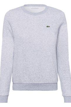 lacoste sweatshirt grijs