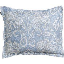 gant kussenovertrek »french paisley«, gant blauw