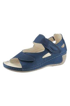 tosoft klittenbandschoenen blauw