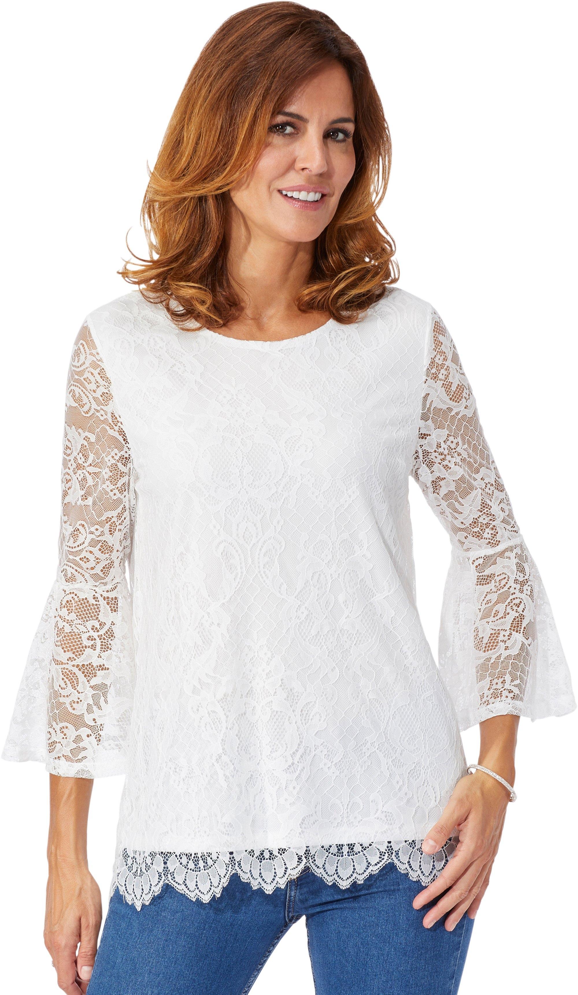 Op zoek naar een Lady kanten shirt? Koop online bij OTTO