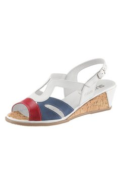suave sandaaltjes wit