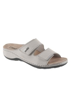 fischer slippers beige