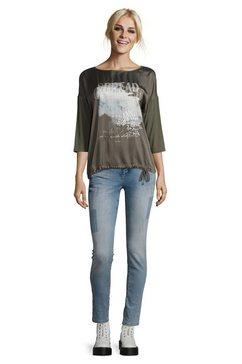 cartoon basic shirt groen