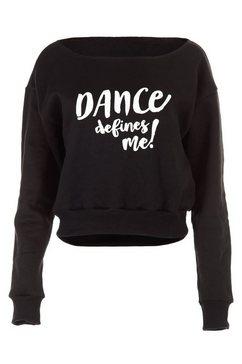 winshape sweater »ls001« zwart