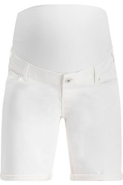 queen mum jeans shorts »madison« wit