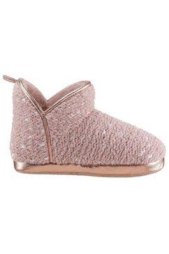 flip flop pantoffels »bonny« roze