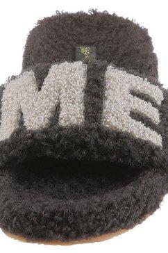 flip flop pantoffels grijs