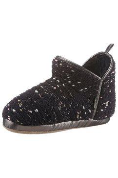 flip flop pantoffels »bonny« zwart