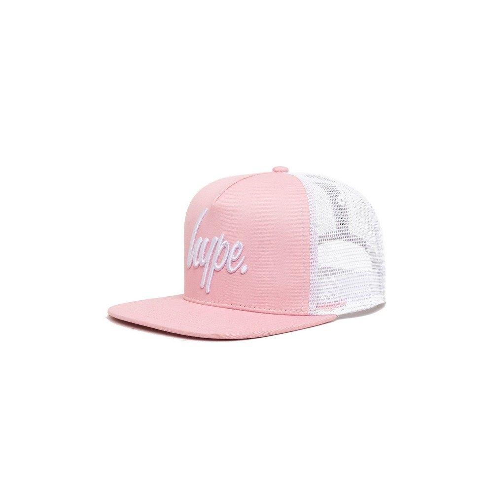 Hype baseballcap »Unisex Großer Logo-Schriftzug Trucker Kappe« bij OTTO online kopen
