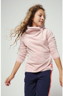 o'neill fleece crew »hazel« roze