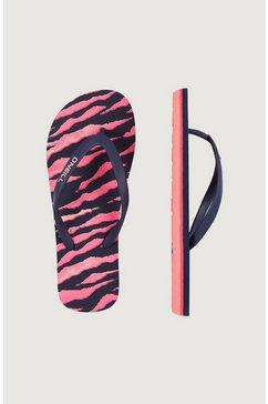 o'neill slippers »moya printed« blauw