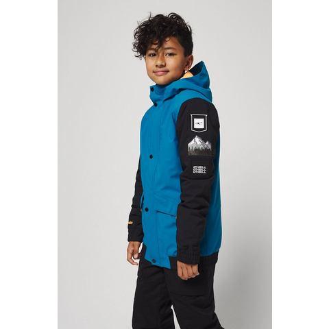 O'Neill Decode-Bomber Ski Jas Junior Middenblauw