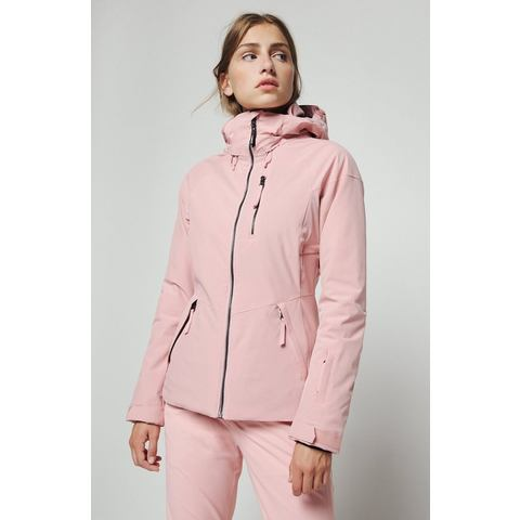 O'Neill Vauxite Ski-jas Dames Lichtroze