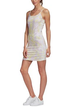 adidas originals jurk met spaghettibandjes »adicolor tank dress« geel