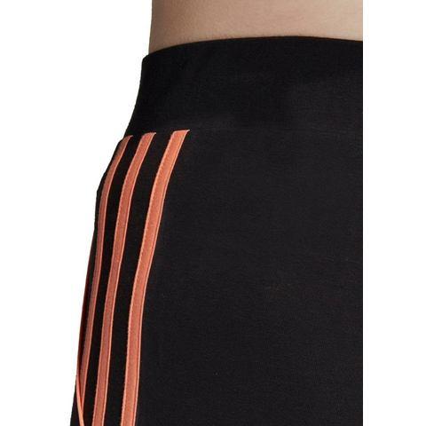 adidas Originals legging zwart-oranje
