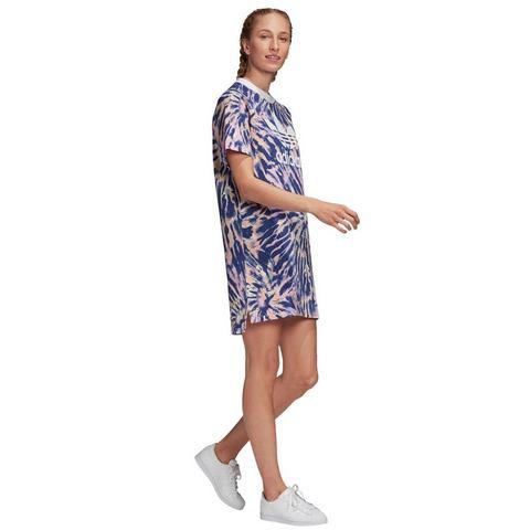 adidas Originals shirtjurk TEE DRESS