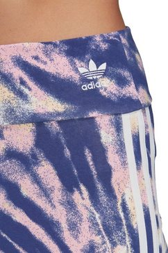 adidas originals fietsbroekje »adicolor bike short« paars