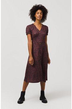 o'neill jurken »glitterjurk« bruin