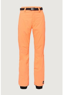 o'neill skibroek »star slim« oranje