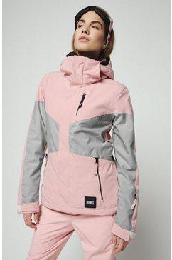 o'neill jackets snow »coral jacket« roze