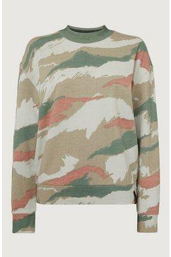 o'neill sweatshirt »catalpa aop camo«