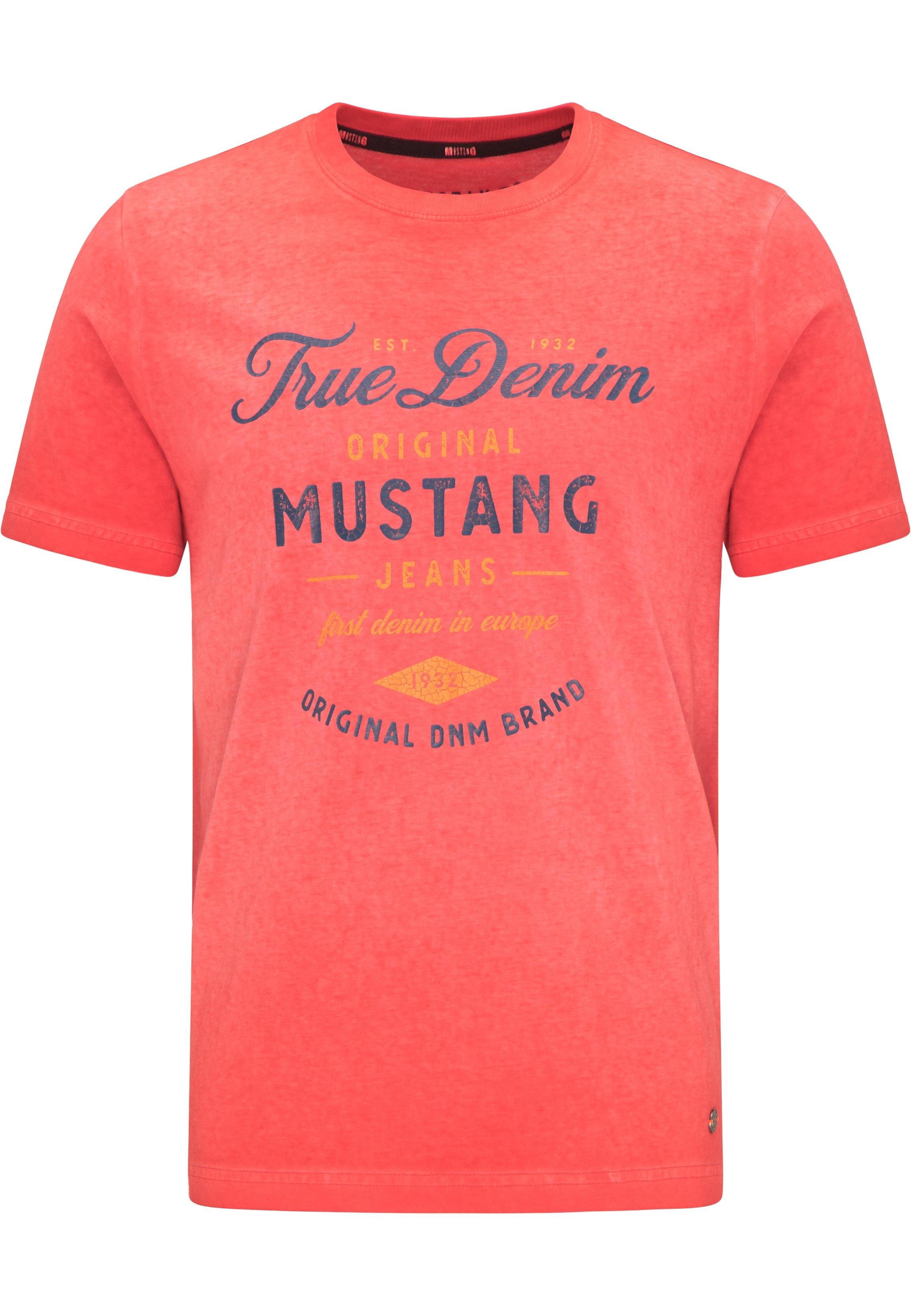 MUSTANG T-shirt bij OTTO online kopen