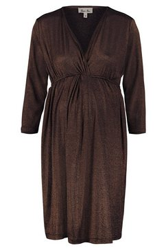 queen mum jurk met voedingsfunctie »nursing dresses« rood
