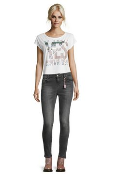 cartoon modern fit jeans slim fit zwart