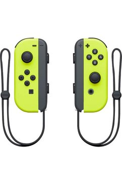 nintendo switch switch-controller joy-con 2er set geel
