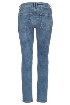 tom tailor denim boyfriendjeans »lynn antifit« blauw