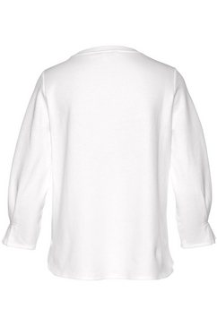 tom tailor denim sweatshirt wit