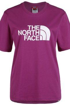 the north face t-shirt »boyfriend easy« roze