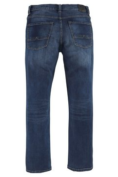 pioneer authentic jeans stretchjeans »rando« blauw