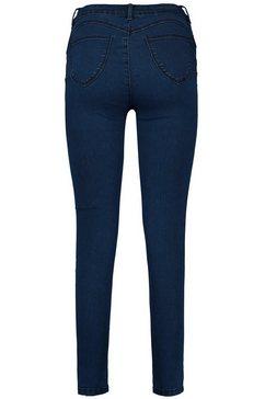 haily's push-up jeans »push« blauw