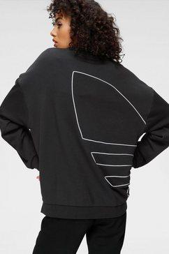 adidas originals sweatshirt »large logo sweat« zwart
