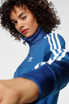 adidas originals trainingsjack »firebird tracktop« blauw