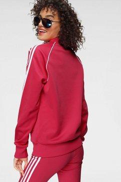 adidas originals trainingsjack roze