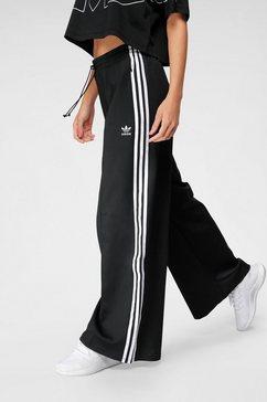 adidas originals trainingsbroek primeblue relaxed wide leg zwart