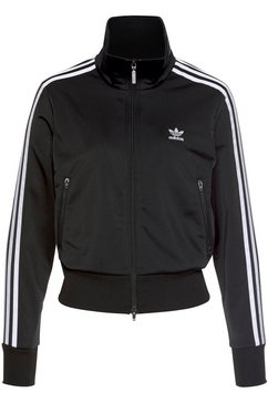 adidas originals trainingsjack »firebird tracktop« zwart
