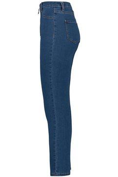 haily's high-waist jeans »ivey« blauw