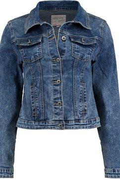 haily's jeansjack »enny« blauw