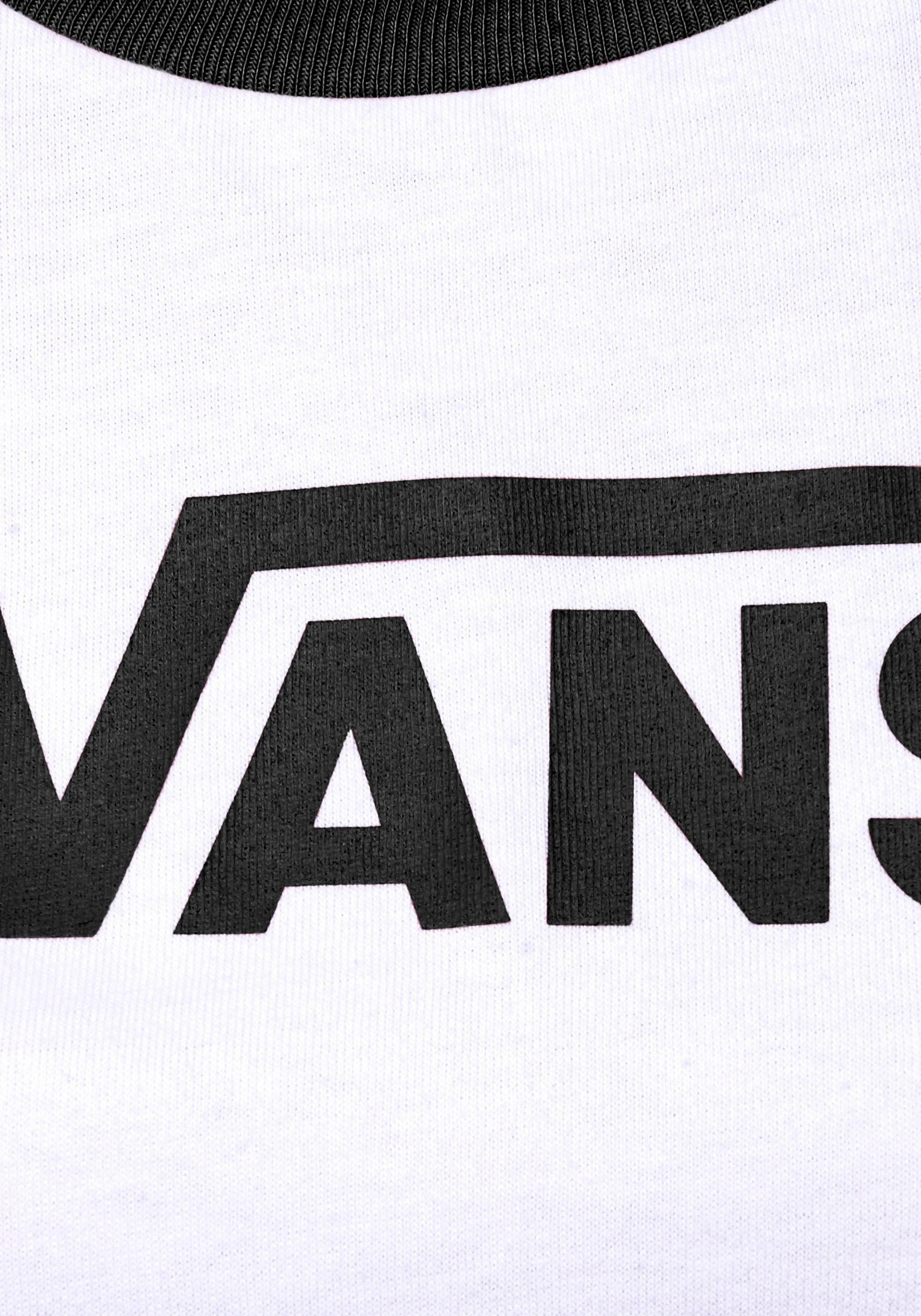 Vans Shirt Met Lange Mouwen Flying V Ls Raglan Snel Online Gekocht - Geweldige Prijs
