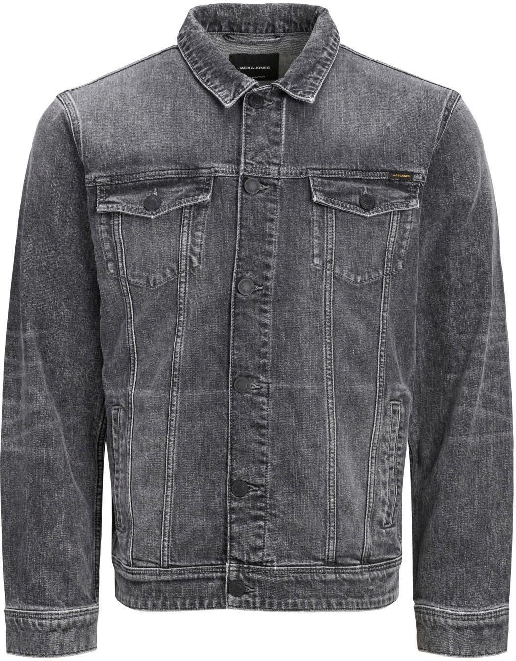 Jack & Jones Junior jeansjack »JJIALVIN JJJACKET« voordelig en veilig online kopen