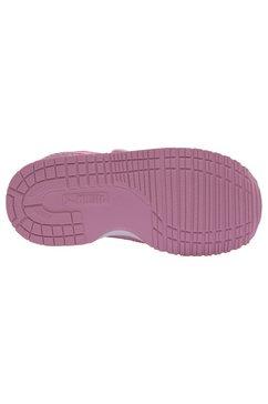 puma sneakers »cabana racer glitz v inf« roze