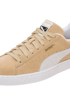 puma sneakers »suede classic« bruin